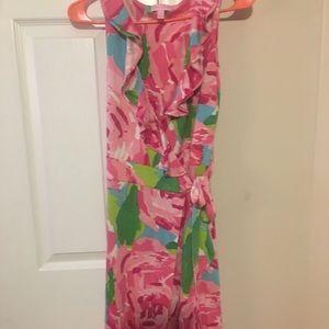 Lilly Pulitzer Hayden wrap dress